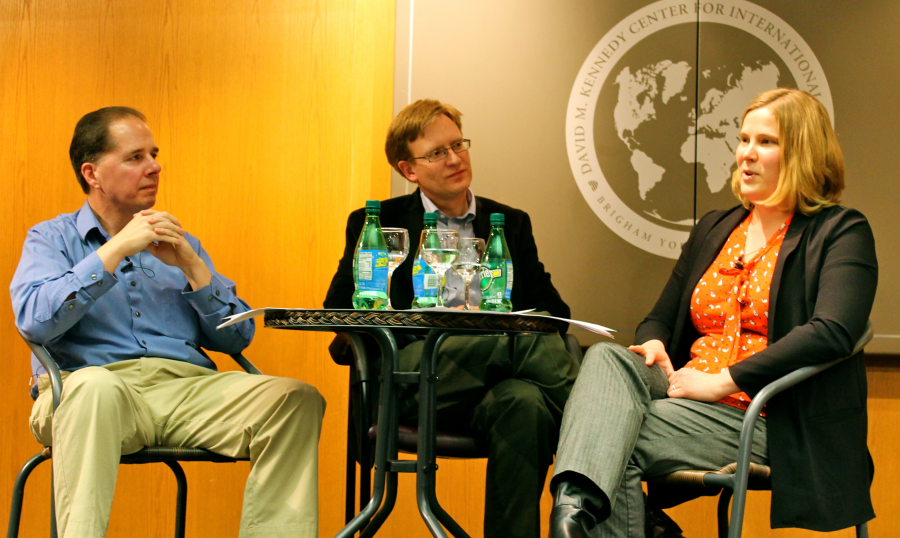 Café CSE: Literary Translation and the 3 percent Problem
