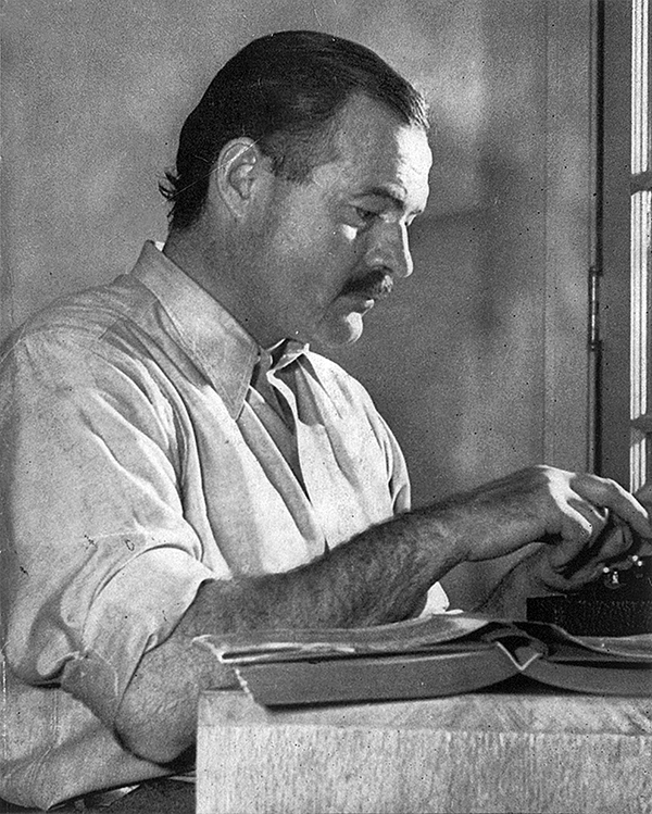 Consecrating Hemingway in the Red Square