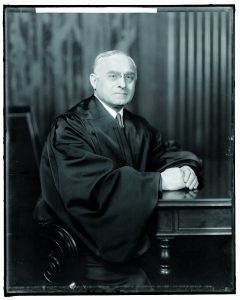 Felix Frankfuter Supreme Court Justice Judge