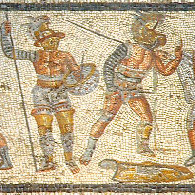 Gladiators_from_the_Zliten_mosaic_3