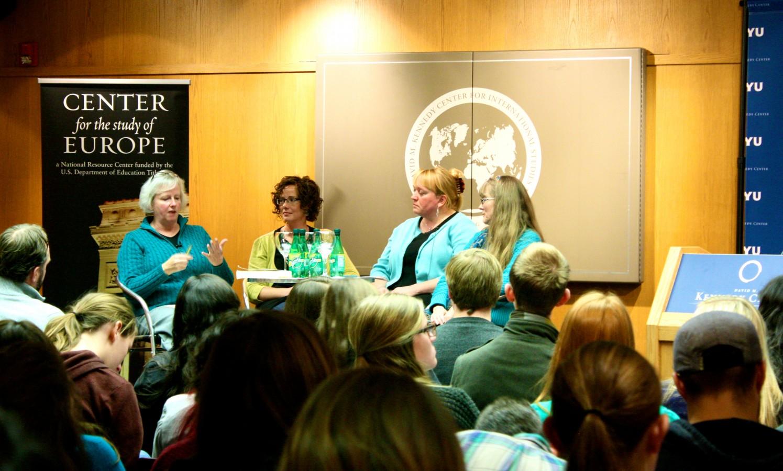 Café CSE: Europe's Feminist Legacies