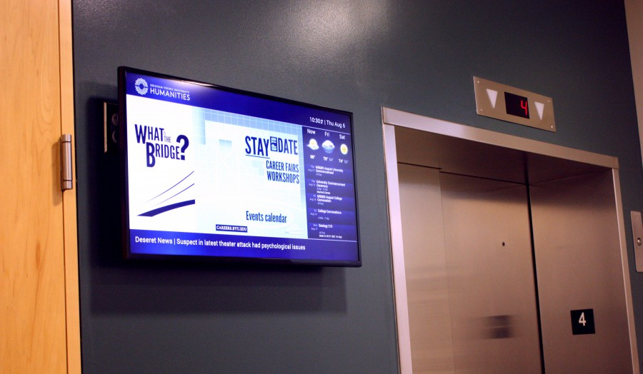 Digital Slide Submissions & Digital Signage Policy