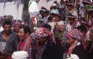 Santiago Atitlan. 1988. File7958