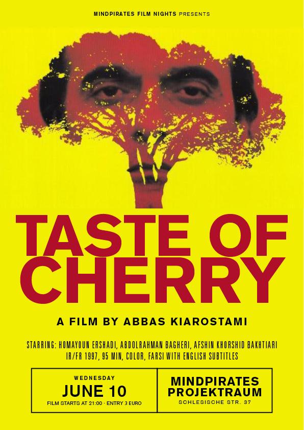 Enjoying The Taste Of Cherry