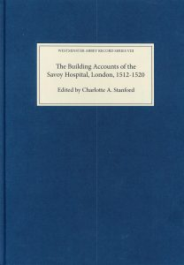 The Building Accounts of the Savoy Hospital, London, 1512-1520_Page_1