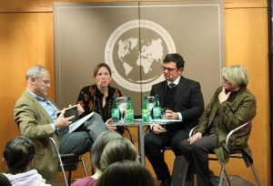 Roger Macfarlane, Kimberly Johnson, Girolamo F. De Simone, and Cynthia Finlayson discuss how ancient Europe still affects the continent today.